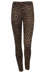 Suede-Leopard-Broek-Groen-1