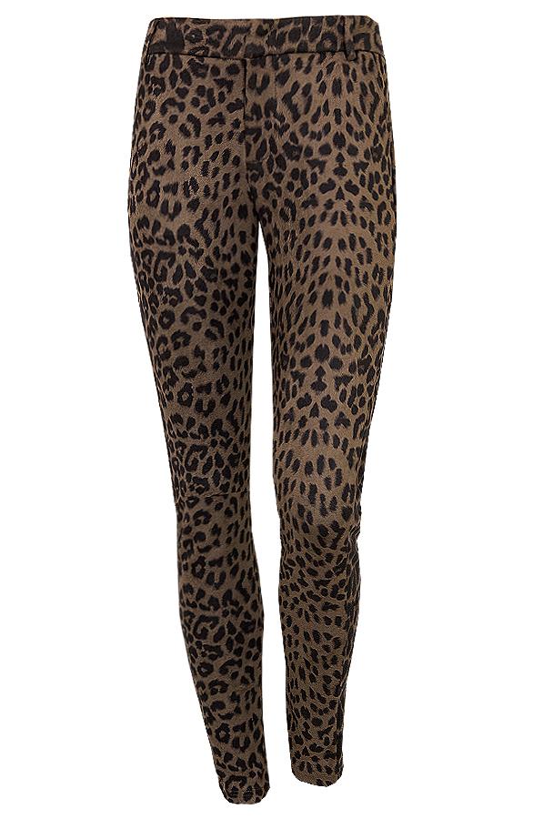 Suede-Leopard-Broek-Groen-1'
