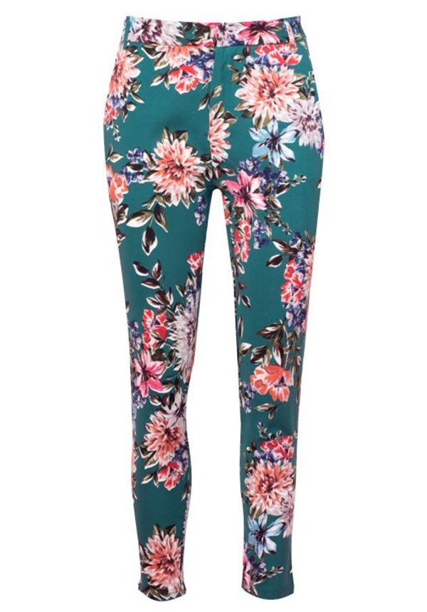green-flower-pantalon'