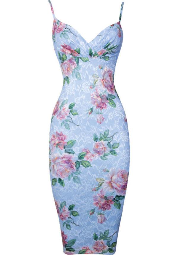 lily-flower-dress