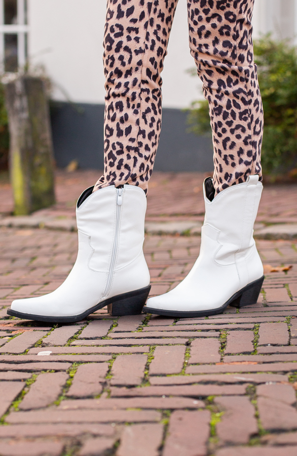 Angie-Cowboylaarzen-Wit-1