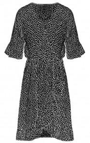 Ayla-Cheetah-Dress-Black