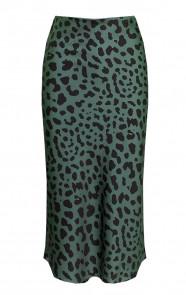 Cheetah-Rok-Zijde-Groen-586x900