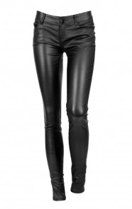 Elle-Coating-Jeans-Black