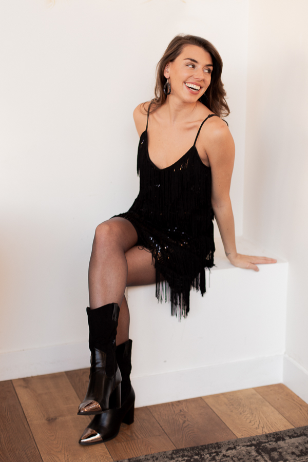 Ilvy-Fringe-Dress-Black-2