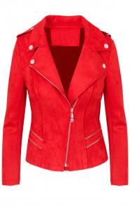 Jessie-Biker-Jacket-Rood