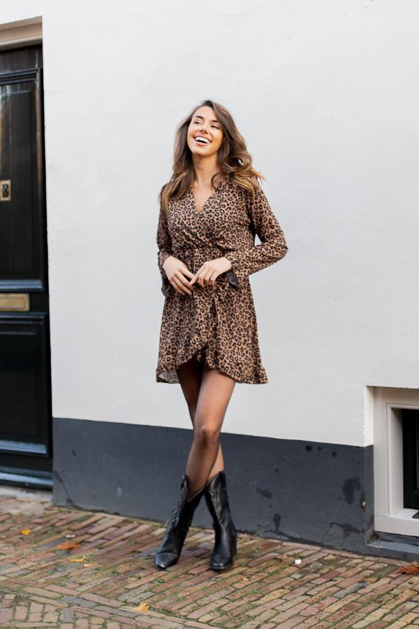 Josh-Leopard-Dress-Cognac-1