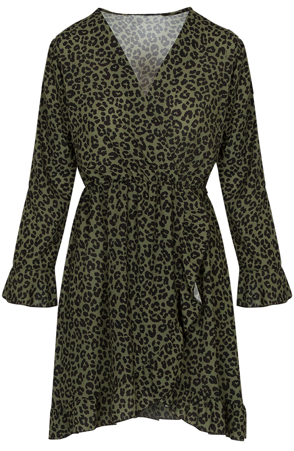 Josh-leopard-dress-khaki'