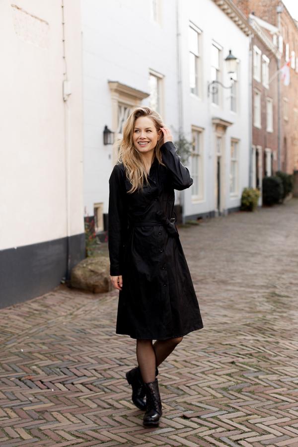 Lina-Leather-Dress-Black-1