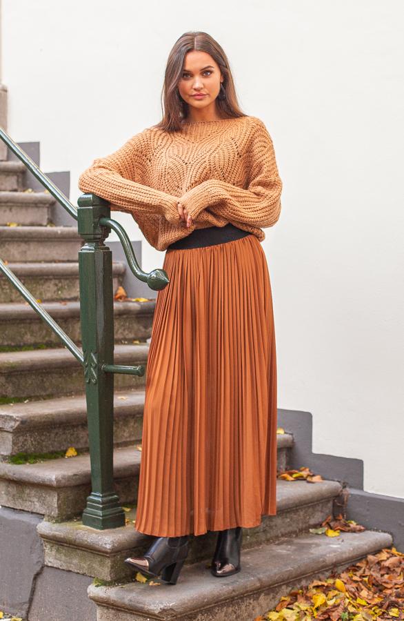 Mae-Skirt-Cognac-1
