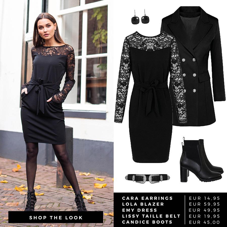 Shop-The-Look-Blazer-Lace-Dress-1