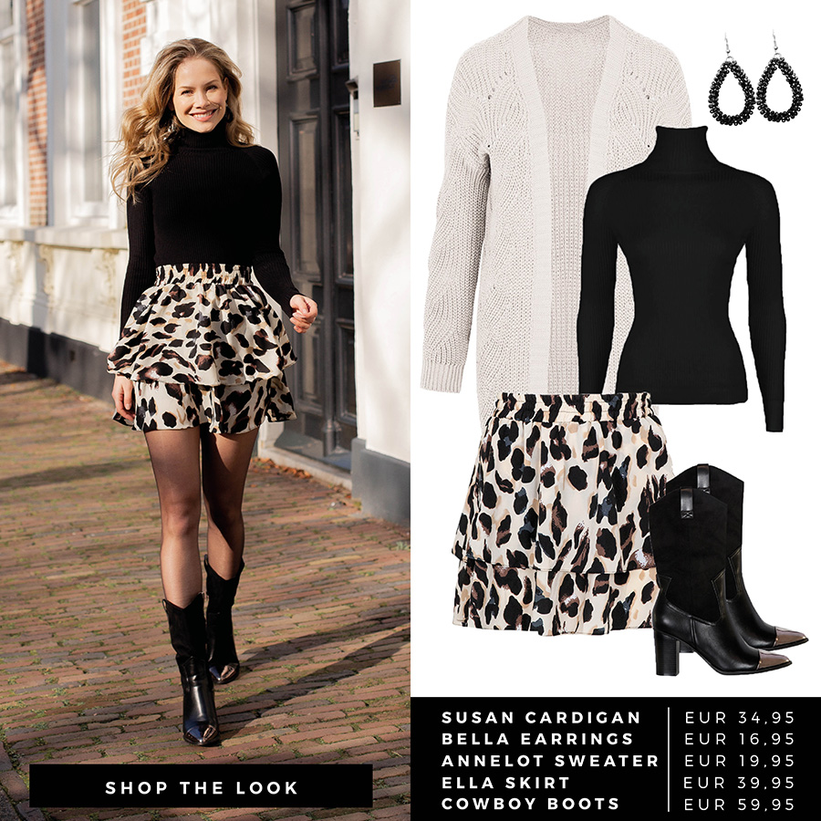 Shop-The-Look-Knitted-Leopard-Skirt-3
