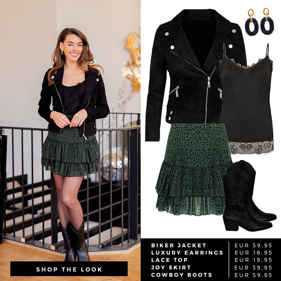 Shop-The-Look-Suede-Cheetah-Skirt-1