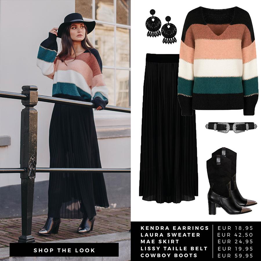 Shop-The-Look-Sweater-Long-Skirt-1