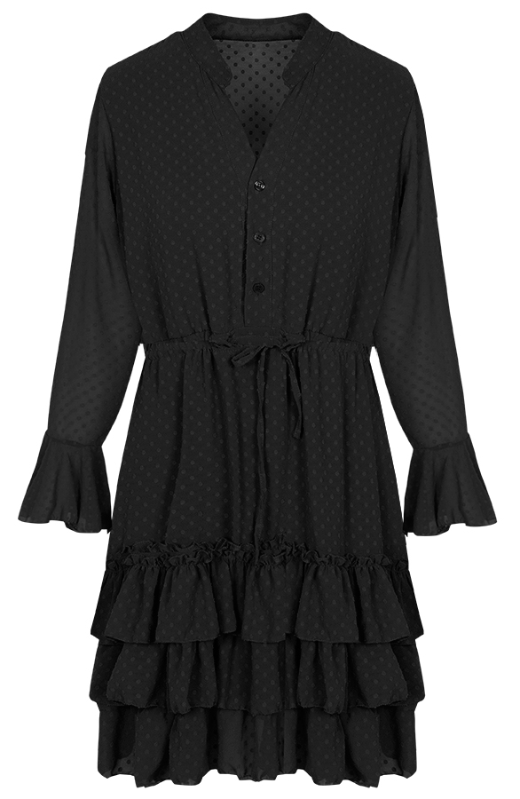 Stella-Dress-Black