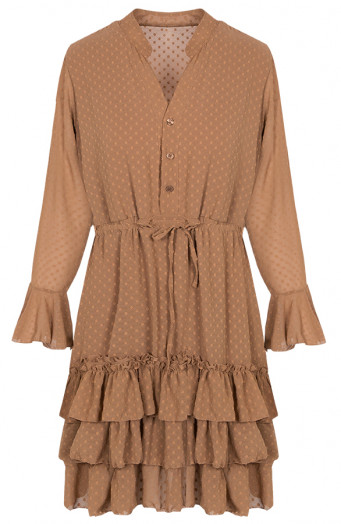 Stella-Dress-Camel'
