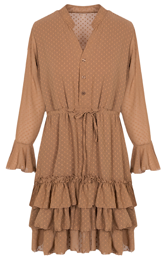 Stella-Dress-Camel'