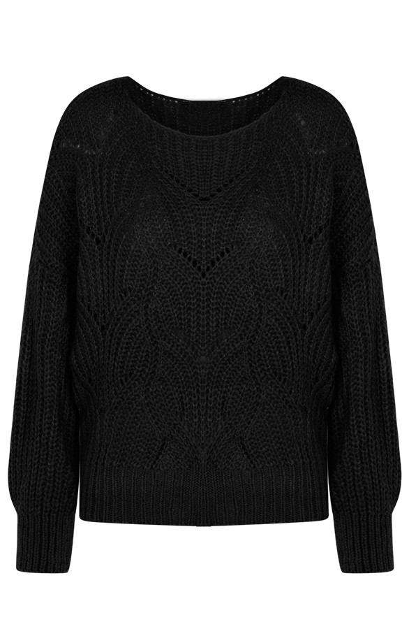 Yara-Sweater-Black'