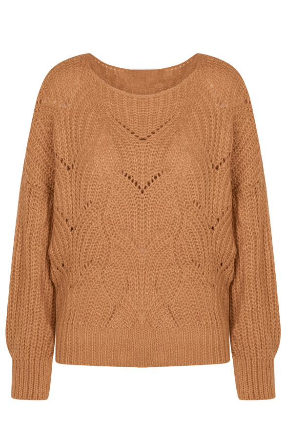 Yara-Sweater-Camel'