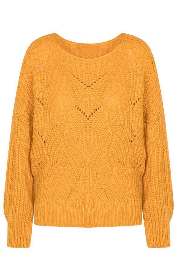 Yara-Sweater-Okergeel'
