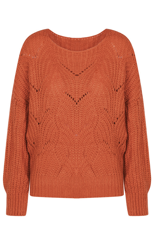 Yara-Sweater-Terracotta