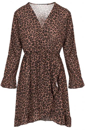 josh-leopard-dress-cognac'
