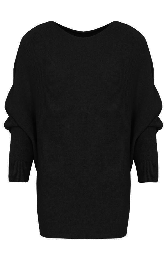 Debby-Sweater-Black'