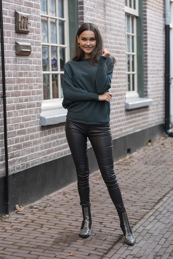 Debby-Sweater-Green-3