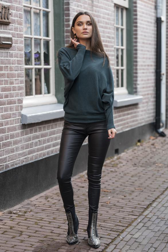 Debby-Sweater-Green-6