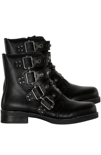 Indy-Biker-Boots-Dames'