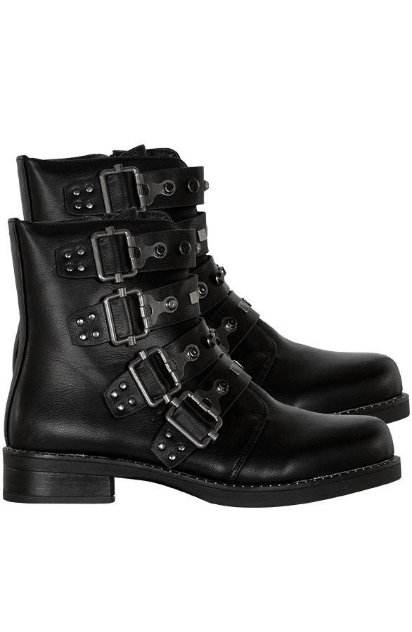 Indy-Biker-Boots-Dames