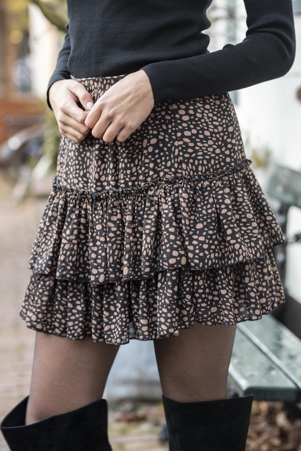 Joy-Cheetah-Skirt-Camel-1