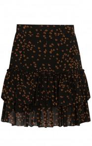 Mandy-Hearts-Skirt-Black