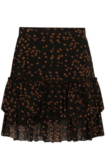 Mandy-Hearts-Skirt-Black'