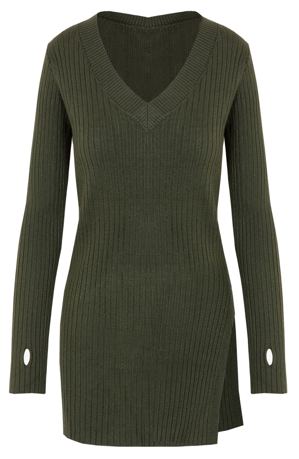Sweater-Knitted-Army