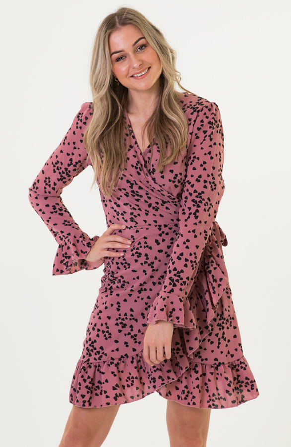 Bobbie-Heart-Dress-Pink-1