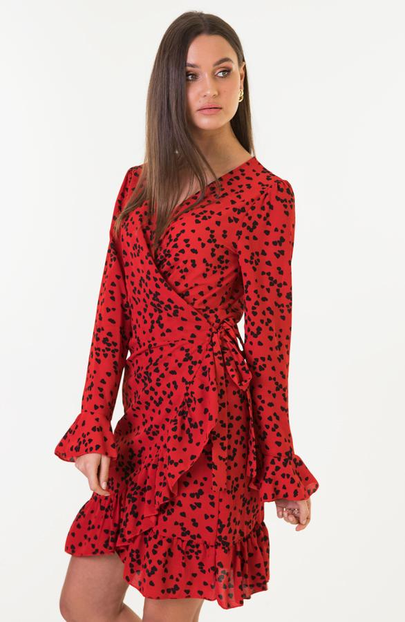 Bobbie-Heart-Dress-Red-3