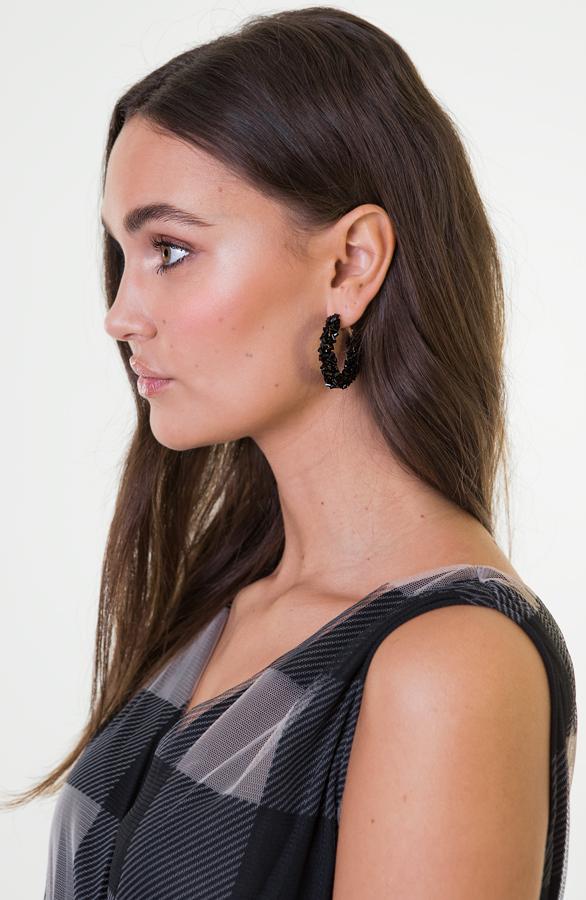Creool-Luxury-Earrings-Black-1