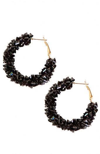Creool-Luxury-Earrings-Black'