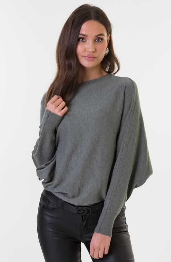 Debby-Sweater-Legergroen-1