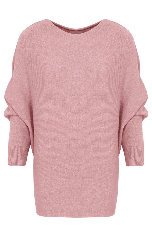 Debby-Sweater-Oud-Roze'