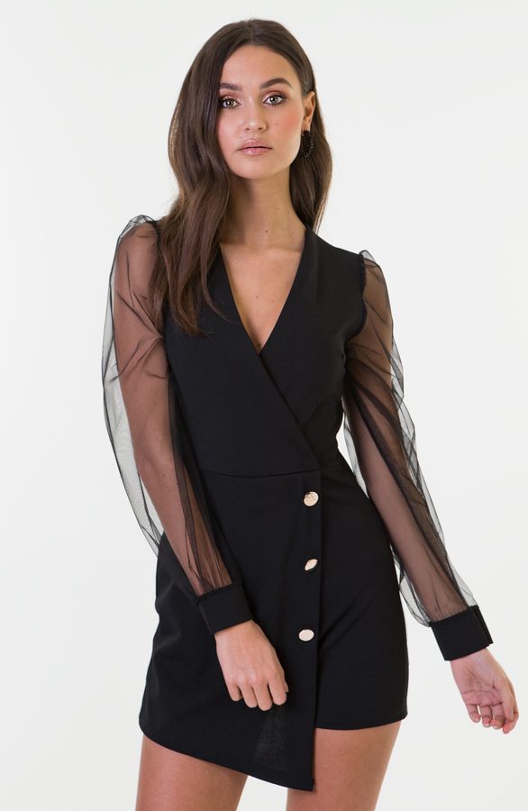 Denise-Blazer-Playsuit-Tule-2'