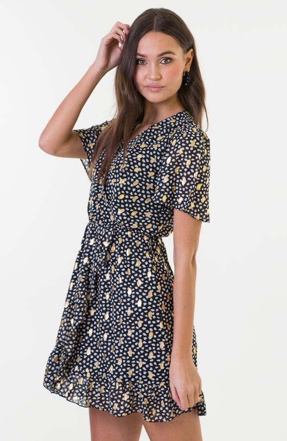 Emma-Cheetah-Dress-Black-2