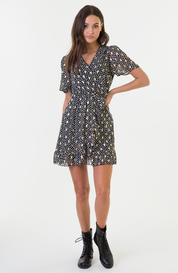 Emma-Cheetah-Dress-Black-3