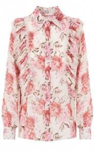 Hailey-Bloemen-Blouse