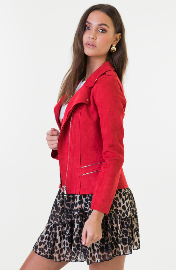 Jessie-Biker-Jacket-Rood-2