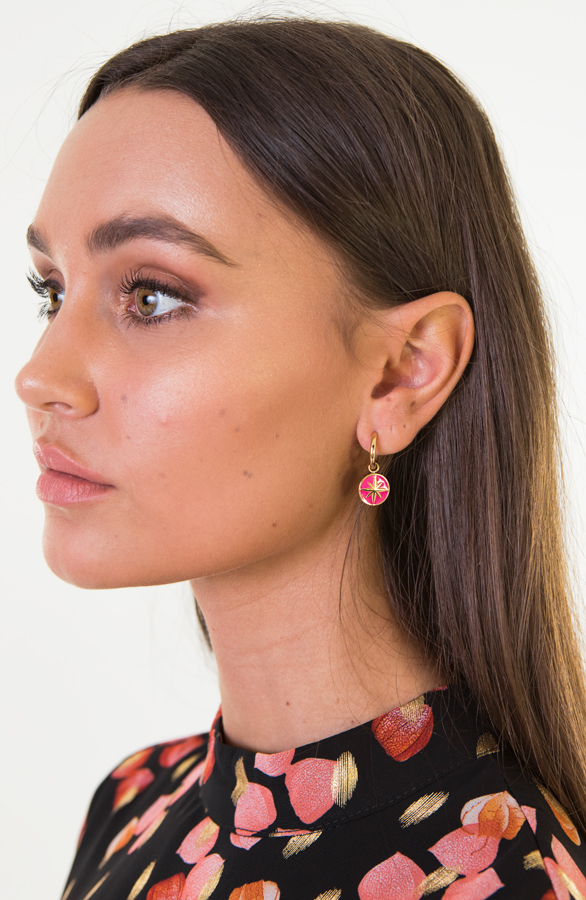 Chelsey-Star-Earring-Pink-2'