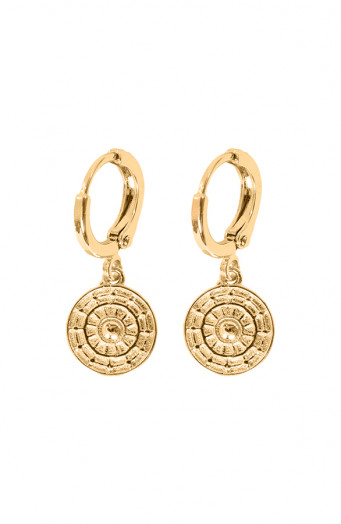 Elif-Coin-Earrings-Gold'
