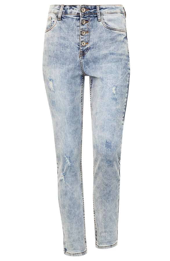 Emilia-High-Waist-Jeans-Blauw