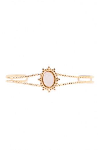 Fien-Pink-Quartz-Armband'